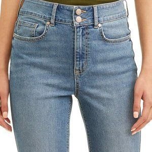 Jeans NOBO High Rise Bootcut Stretch Size 3, NWT